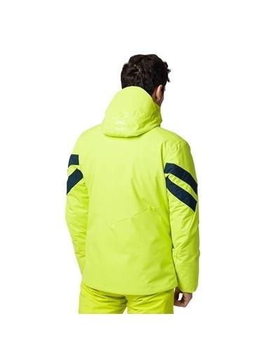 Rossignol Rossıgnol Controle Erkek Kayak Montu Sarı